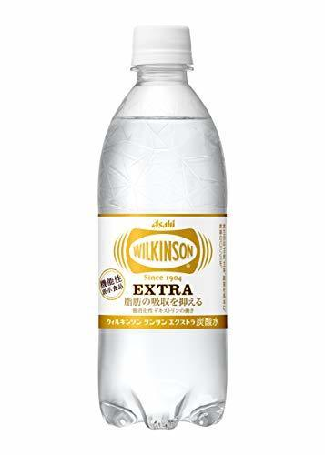 490ml×24本 アサヒ飲料 ウィルキンソン タンサン エクストラ 炭酸水 490ml×24本 [機能性表示食品]_画像1