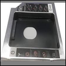 ☆激安・【PCATEC】2nd 12.7mmノートPCドライブマウンタ セカンド 光学ドライブベイ用 SATA/HDD 2.5イ_画像2