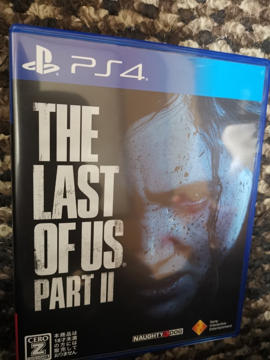【PS4】 The Last of Us Part II [通常版] ラストオブアス2 中古