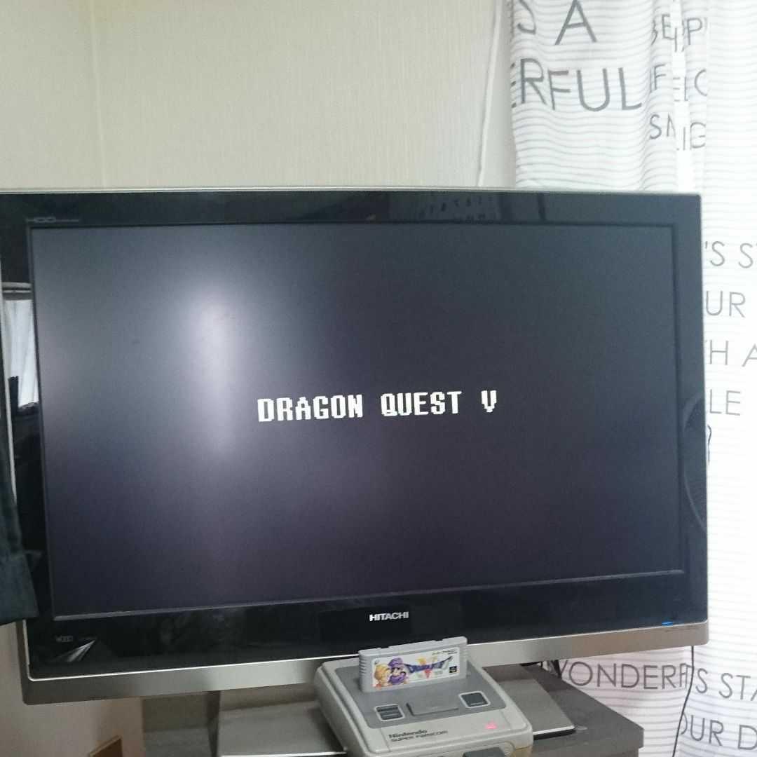 ドラゴンクエスト1・2356セット 電池交換 オマケ付き スーファミ スーパーファミコン SFC ドラゴンクエスト3 ドラゴンクエスト5