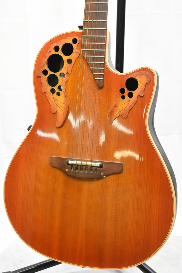 Ovatio 6868 オベーション エレアコ/アコースティックギター 【5000円~!!】