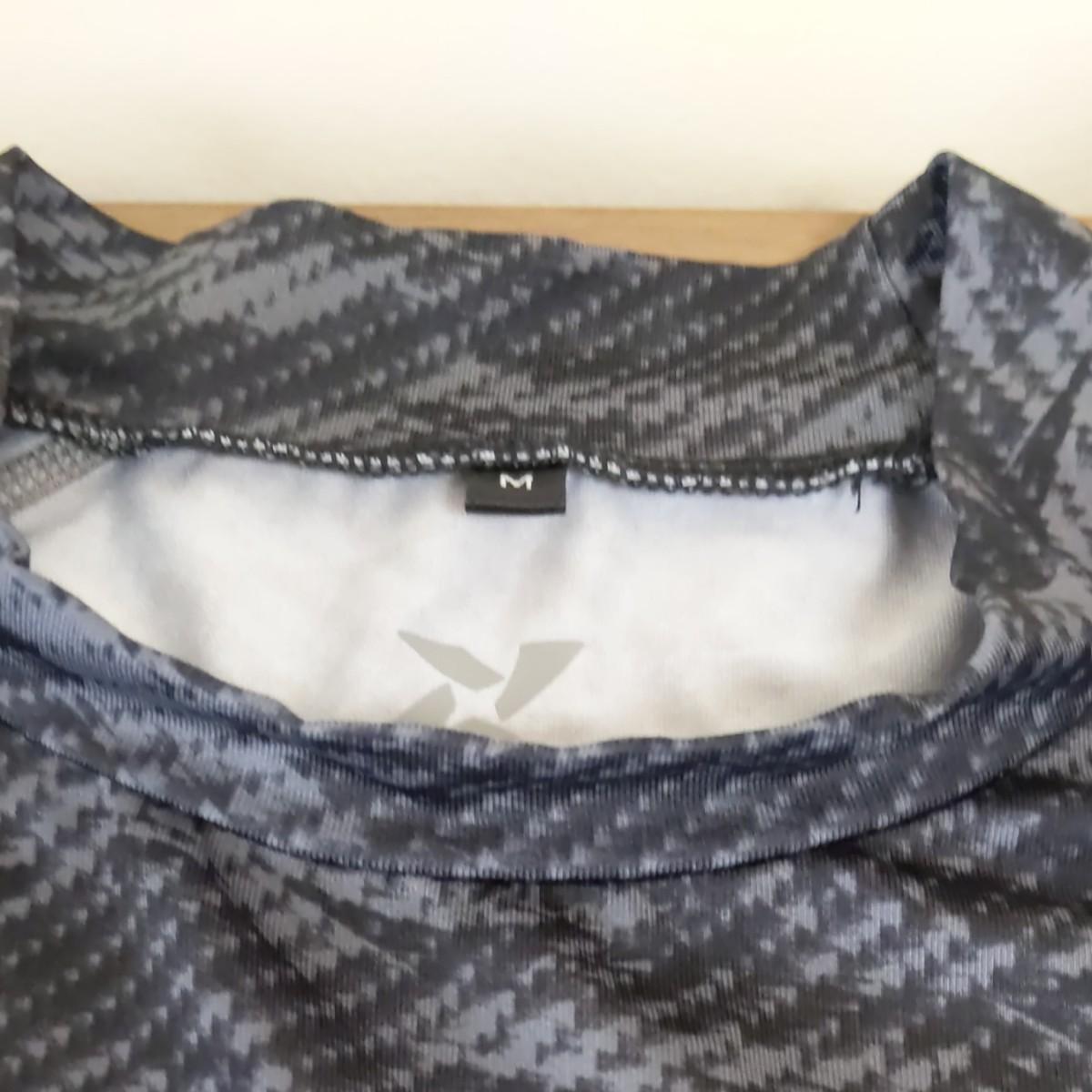 アンダーシャツ ブラック系 Mサイズ 美品 長袖