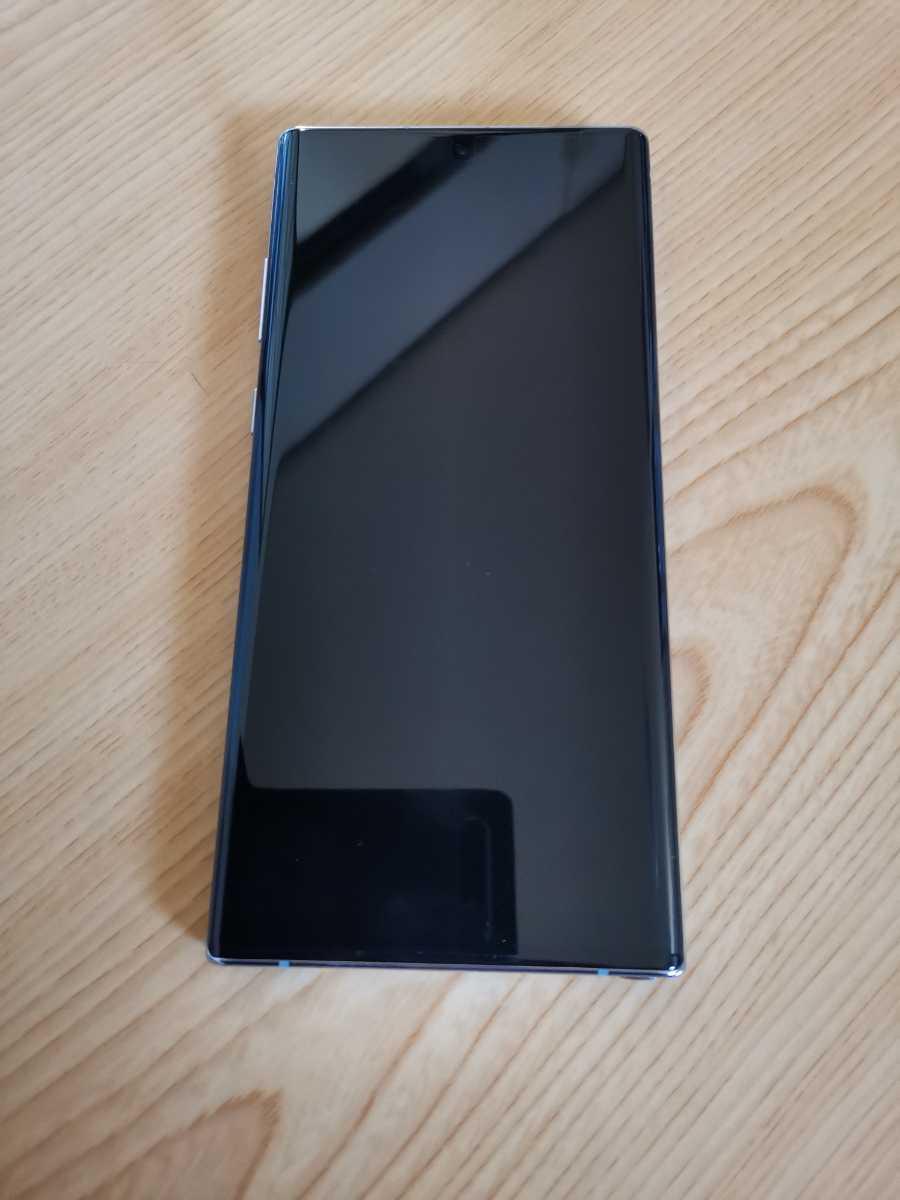 Galaxy Note10+ 12GB/512GB デュアルSIM SM-N9750 海外版SIMフリー