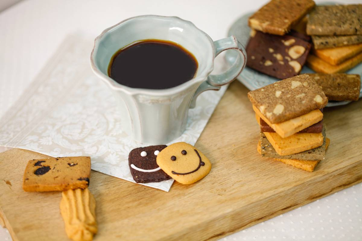 香港直送品 / Cookies Quartet 曲奇四重奏 クッキーカルテット 大人気おいしい クラシック MIX クッキー アソート◆9種類詰め合わせ 250g_画像6