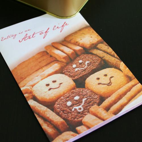 香港直送品 / Cookies Quartet 曲奇四重奏 クッキーカルテット 大人気おいしい クラシック MIX クッキー アソート◆9種類詰め合わせ 250g_画像5