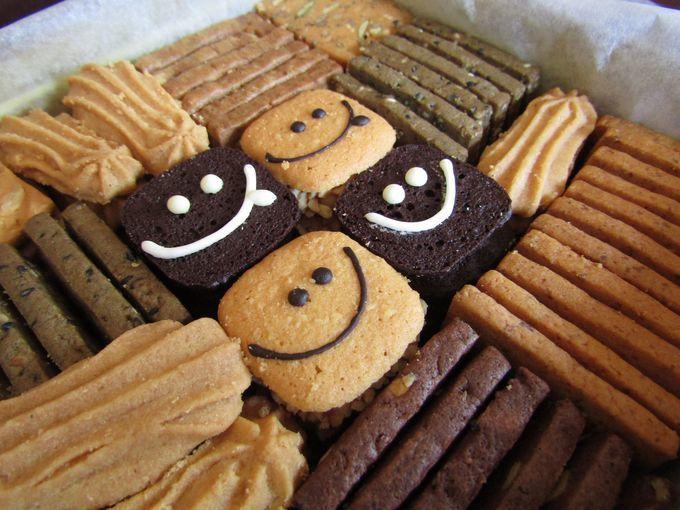 香港直送品 / Cookies Quartet 曲奇四重奏 クッキーカルテット 大人気おいしい クラシック MIX クッキー アソート◆9種類詰め合わせ 250g_画像9