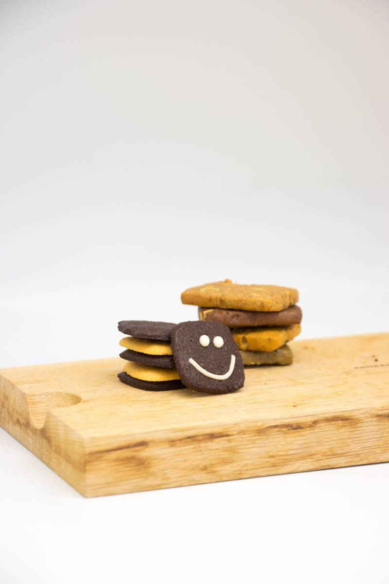 香港直送品 / Cookies Quartet 曲奇四重奏 クッキーカルテット 大人気おいしい クラシック MIX クッキー アソート◆9種類詰め合わせ 250g_画像8