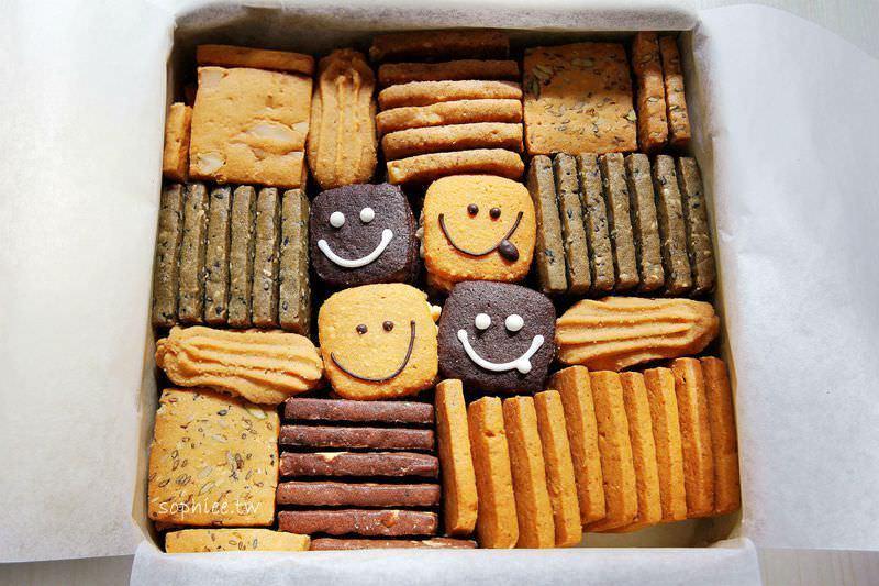 香港直送品 / Cookies Quartet 曲奇四重奏 クッキーカルテット 大人気おいしい クラシック MIX クッキー アソート◆9種類詰め合わせ 250g_画像3