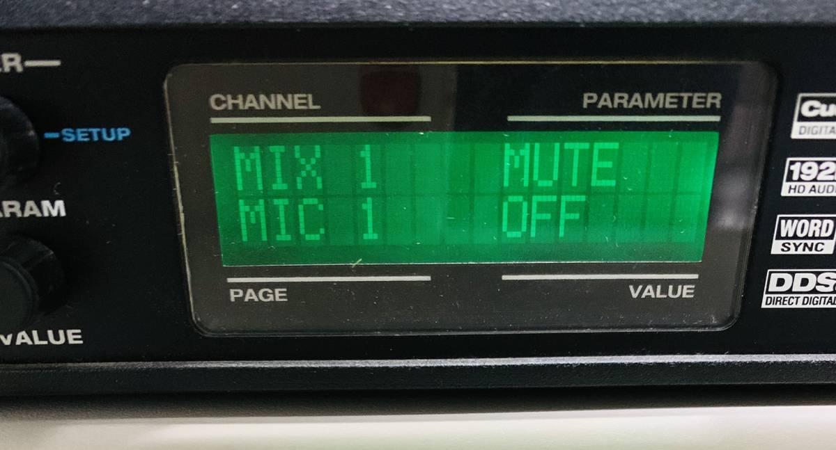 MOTU 828mk3 オーディオインターフェイス 保証付き_画像2