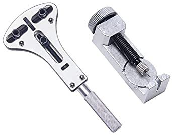 !新品 UBsibling 腕時計9U-IH修理ツール 腕時計修理工具 電池交換 ベルト交換 バンドサイズ調整 時計修理ツール _画像3