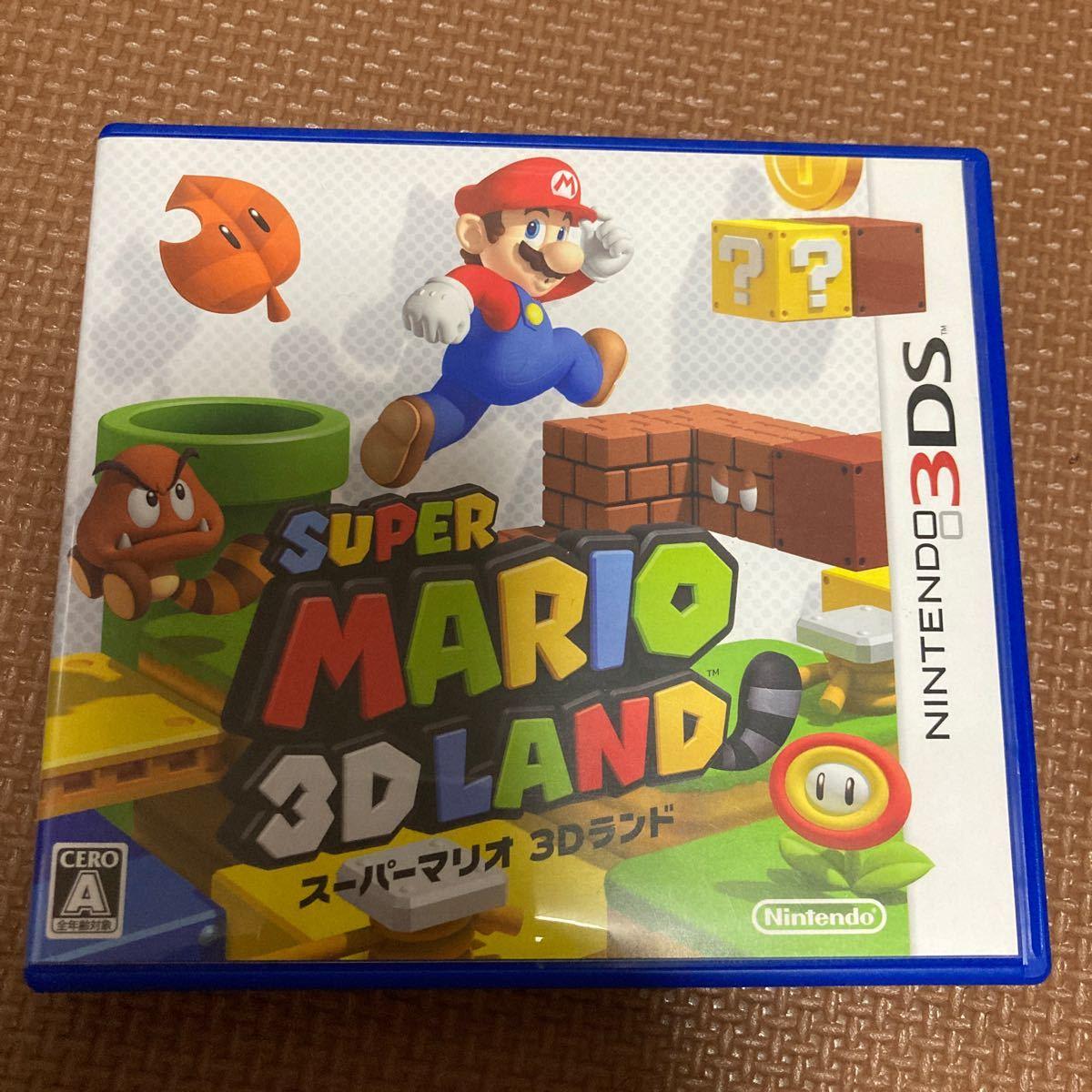 スーパーマリオ3Dランド 任天堂3DS