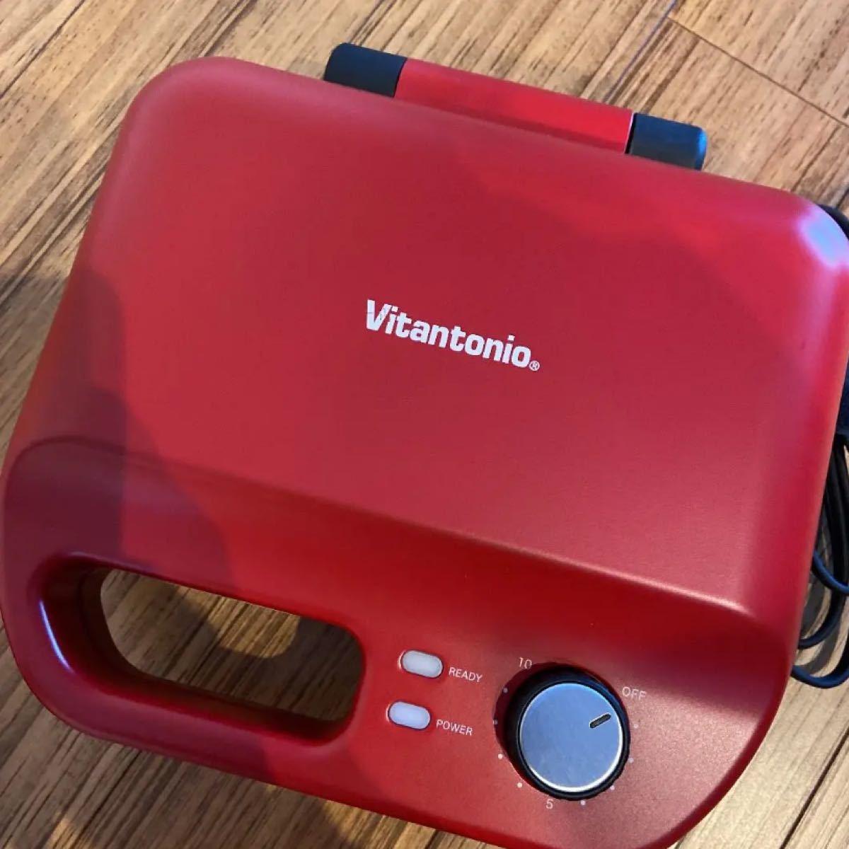 Vitantonio ホットサンドメーカー ビタントニオ