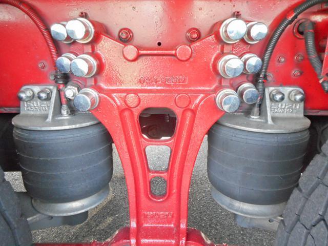 H10 いすゞ ギガ 日本フルハーフ製アルミウイング 造りボディ カスタムグレード リターダー 7速ミッション ナンバー付 #SJA8023_画像8