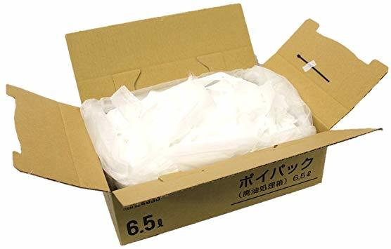 お買い得限定品 6.5L 【Amazon.co.jp限定】 エーモン ポイパック(廃油処理箱) 6.5L (1605)_画像2