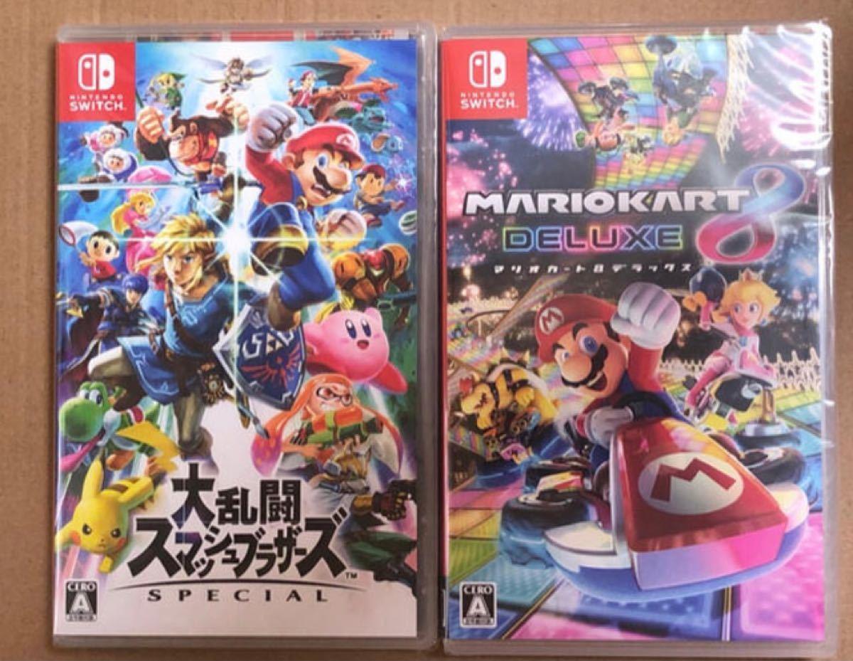 マリオカート8デラックス 大乱闘スマッシュブラザーズSPECIAL Nintendo Switch
