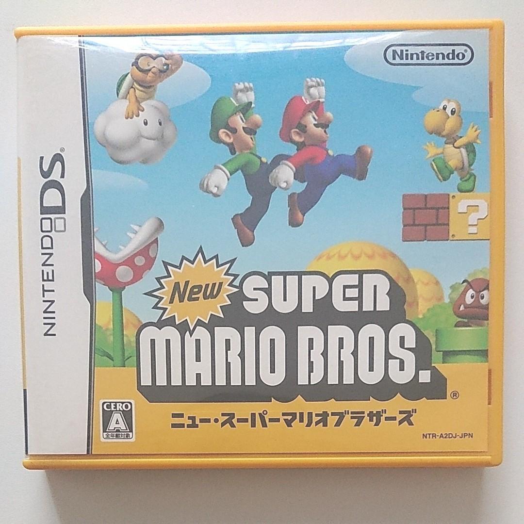 ニュー・スーパーマリオブラザーズ DSソフト ニンテンドーDS
