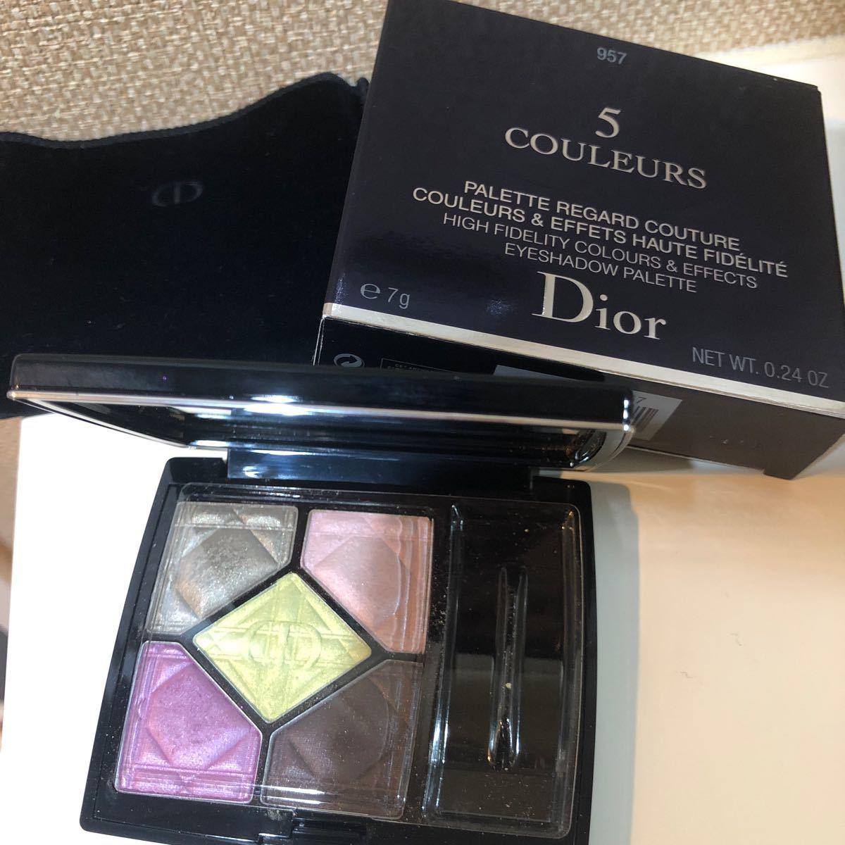 ディオール サンククルール アイシャドウ Dior