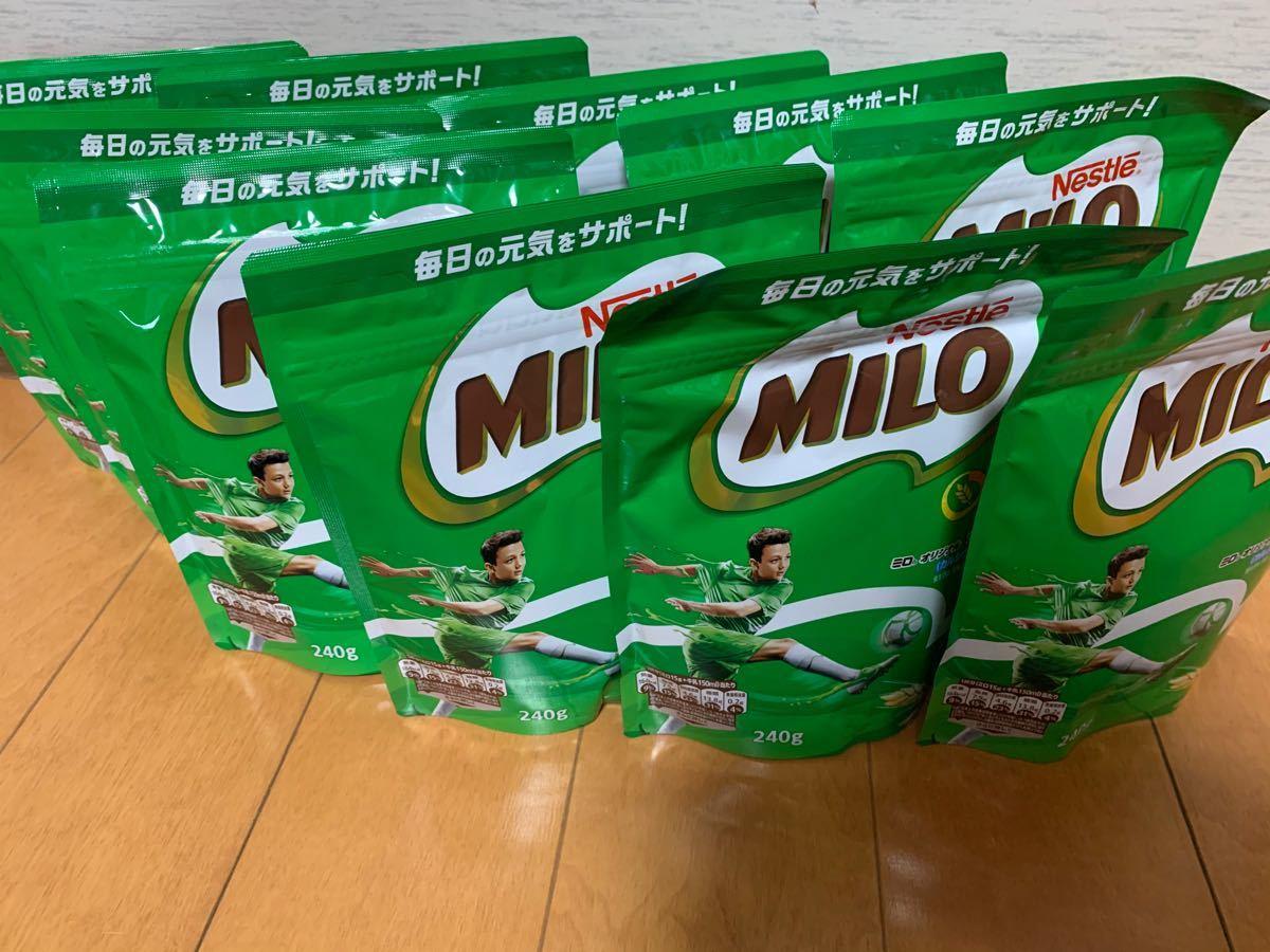 ミロ10袋セット