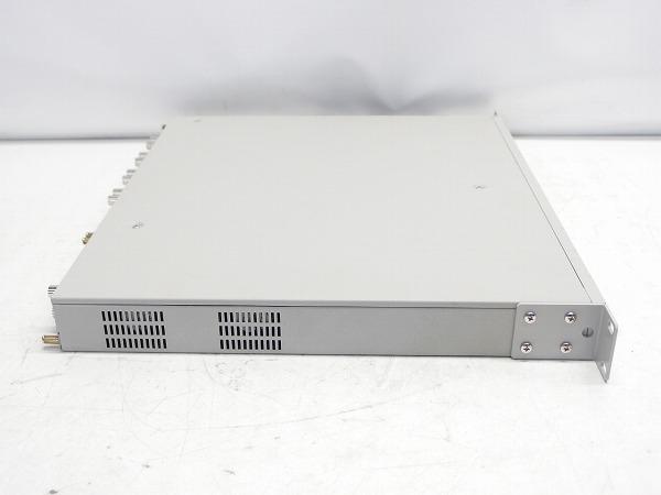 FOR.A 朋栄 MV-704H 4画面表示装置 HD-SDI マルチビューワー 映像切替/確認 防犯カメラなど *319191_画像9
