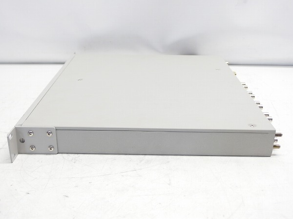 FOR.A 朋栄 MV-704H 4画面表示装置 HD-SDI マルチビューワー 映像切替/確認 防犯カメラなど *319191_画像10