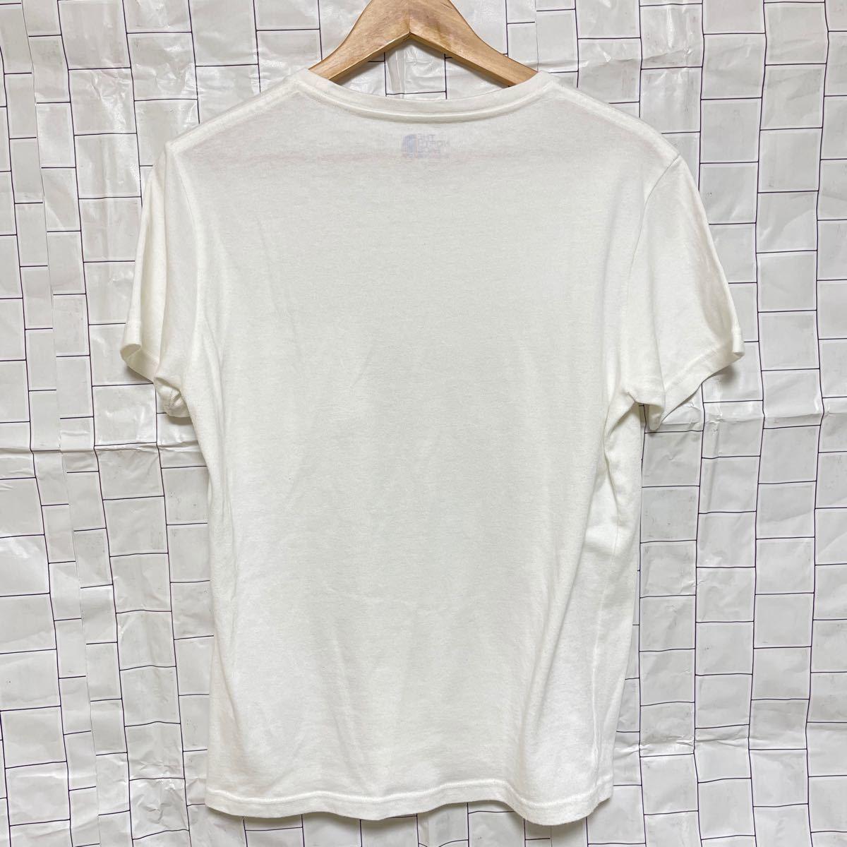 ノースフェイス Tシャツ ビックプリント パープルレーベル ザノースフェイス THE NORTH FACE ビッグロゴ