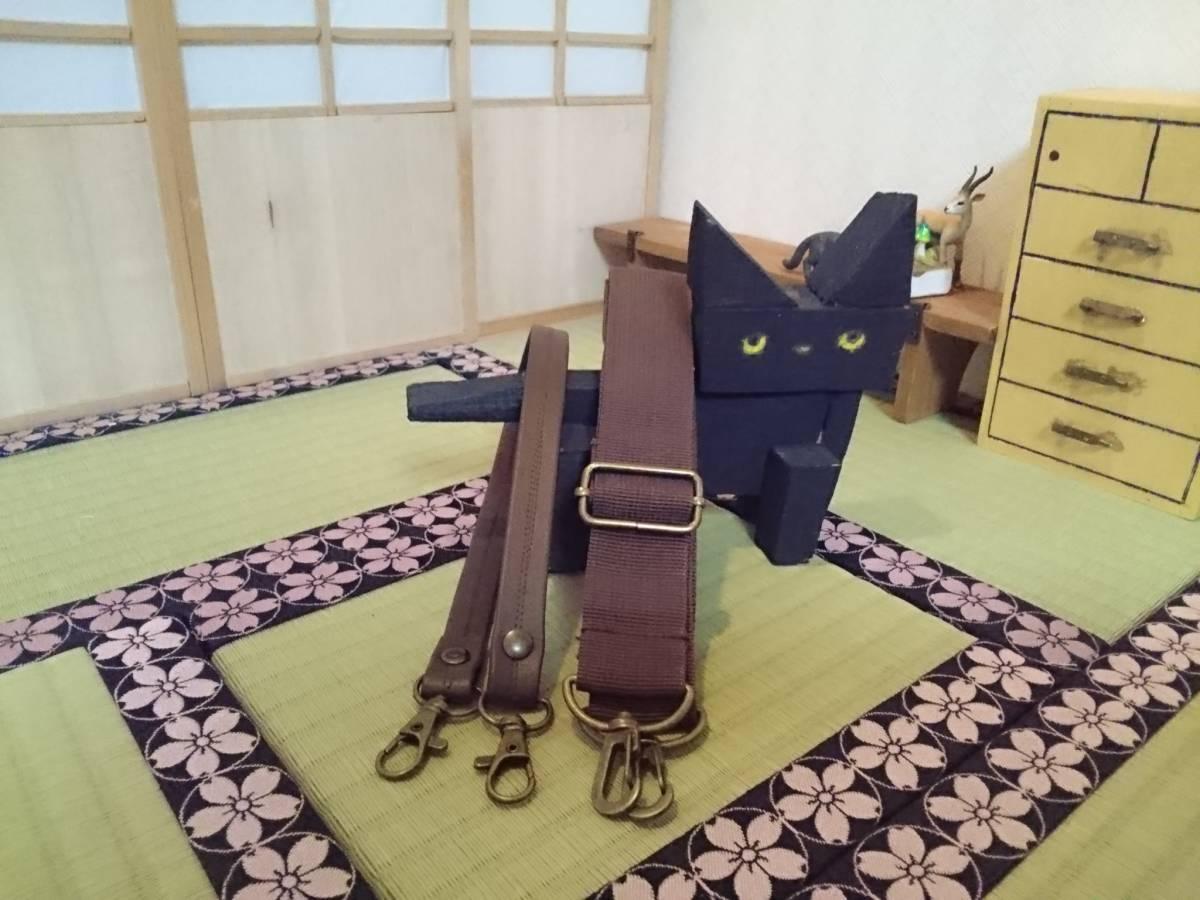 寿司 猫 お寿司 にゃんこ ナチュラル 日本 和食 がま口 3way ショルダー バッグ ハンドメイド 手提げ 斜めかけ 和装 着物 長財布 入ります_画像10