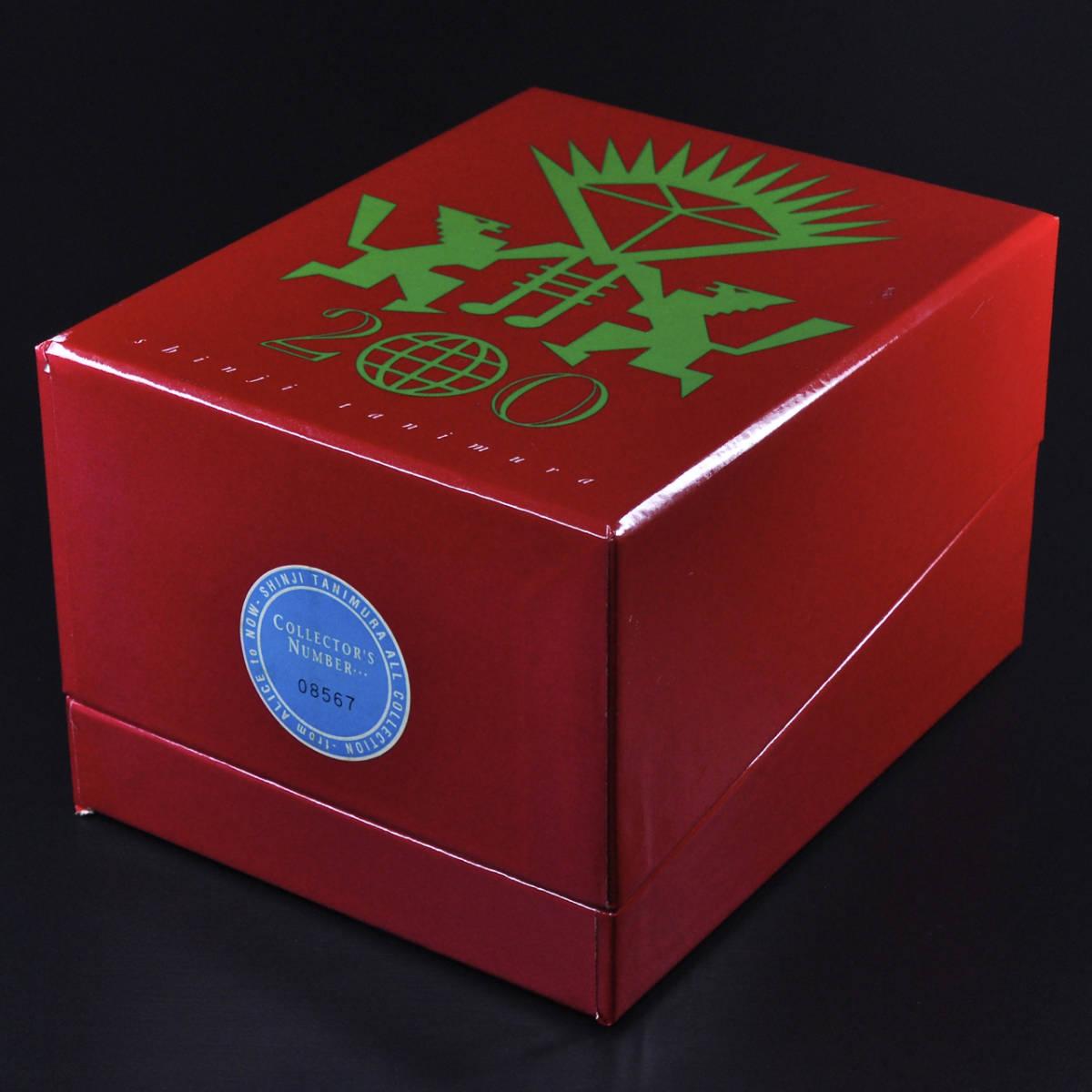 [長期保管/CD/中古品]谷村新司「SHINJI TANIMURA ALL COLLECTION」6CDBOX 全74曲 アリス 群青 昴 チャンピオン いい日旅立ち far away