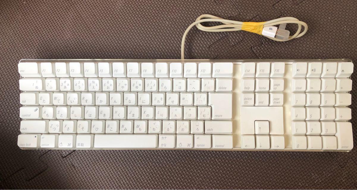 有線キーボード 動作未確認 USBキーボード