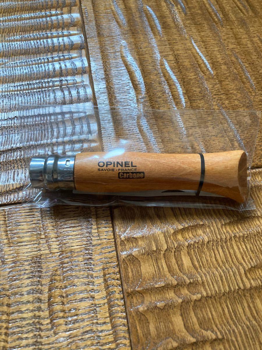 新品 Opinel オピネル カーボン No.9 フォールディングスチールナイフ