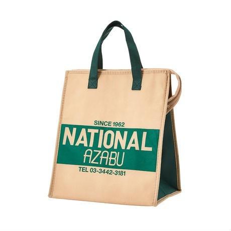 ナショナル麻布 オリジナル保冷バッグ クーラーバッグ