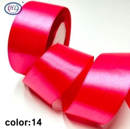 新品 25ヤード サテンリボン DIY 人工シルクローズ用品 手工芸品 ミシンアクセサリー素材 B3613_画像6