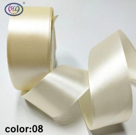 新品 25ヤード サテンリボン DIY 人工シルクローズ用品 手工芸品 ミシンアクセサリー素材 B3613_画像4
