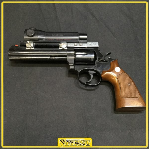 4831】MGC製 M586 ABS樹脂製モデルガン ACEPOINT付属 箱・説ナシ S&W
