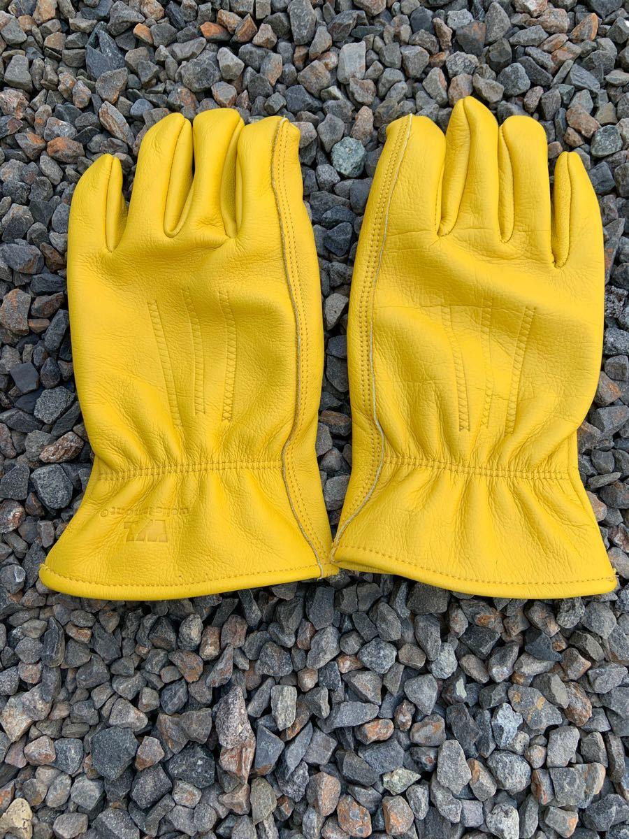 レザーグローブ 本革 手袋