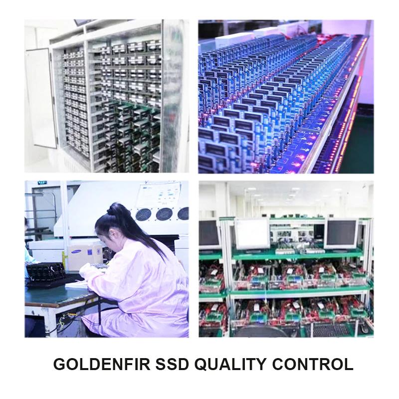 【最安値】SSD Goldenfir 256GB mSATA 新品 高速 NAND TLC 内蔵 デスクトップPC ノートパソコン_画像5