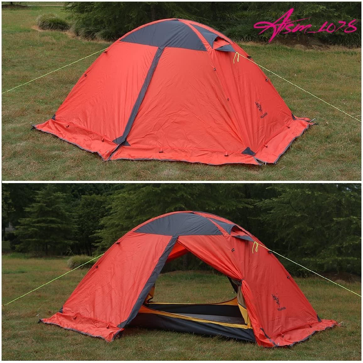 テント 2人用 キャンプ アウトドア ソロ ツーリング キャンプ アウトドア 防災 登山 BBQ TRIWONDER