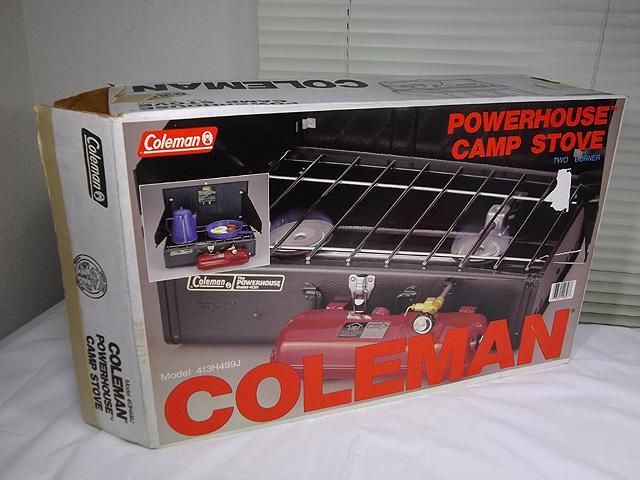 未使用 Coleman コールマン ツーバーナー 413H499J_画像9