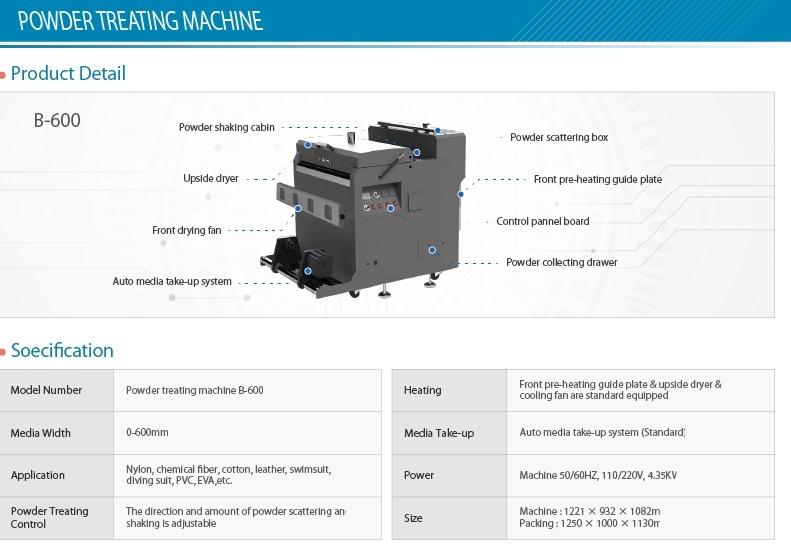 熱転写petフィルム印刷 バードランドDTFプリンター 仕上げ機セット DTF-600 2ヘッドパワフル白インク 起業・副業_画像3