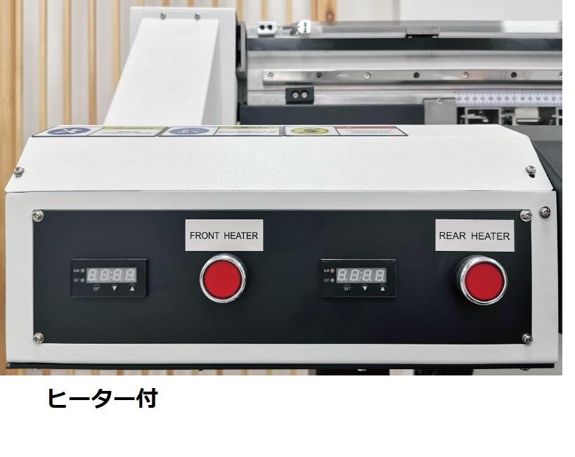 熱転写petフィルム印刷 バードランドDTFプリンター 仕上げ機セット DTF-600 2ヘッドパワフル白インク 起業・副業_画像7