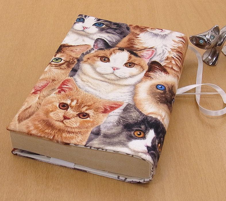 27 б ручной работы ручной работы bunko книга 2 обложка книги британский короткий волосы кошка кошка кошка кошка кошка cat нынешний подарок