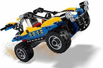 新品レゴ(LEGO) クリエイター 砂漠のバギーカー 31087 ブロック おもちゃ 女の子 男の子 車JHXD_画像7