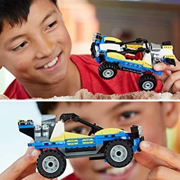 新品レゴ(LEGO) クリエイター 砂漠のバギーカー 31087 ブロック おもちゃ 女の子 男の子 車JHXD_画像5