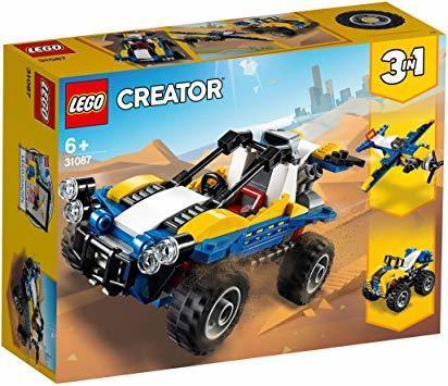 新品レゴ(LEGO) クリエイター 砂漠のバギーカー 31087 ブロック おもちゃ 女の子 男の子 車JHXD_画像9