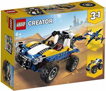 新品レゴ(LEGO) クリエイター 砂漠のバギーカー 31087 ブロック おもちゃ 女の子 男の子 車JHXD_画像8