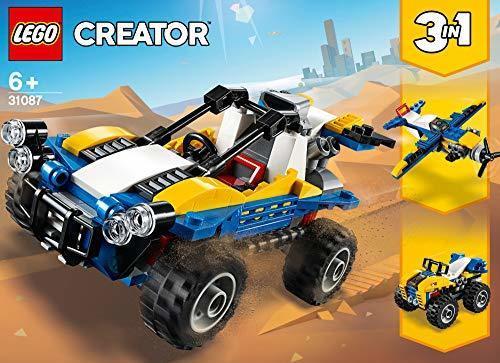 新品レゴ(LEGO) クリエイター 砂漠のバギーカー 31087 ブロック おもちゃ 女の子 男の子 車JHXD_画像3