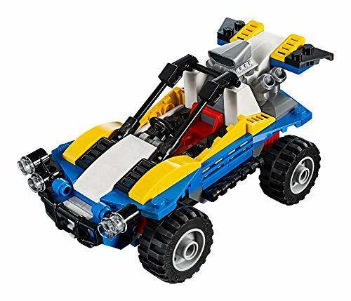 新品レゴ(LEGO) クリエイター 砂漠のバギーカー 31087 ブロック おもちゃ 女の子 男の子 車JHXD_画像2