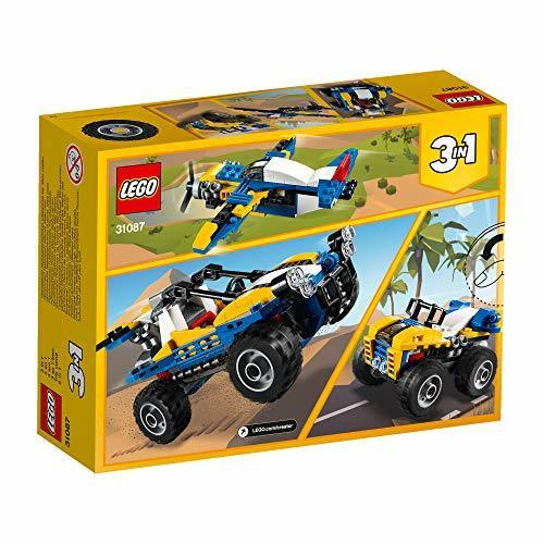 新品レゴ(LEGO) クリエイター 砂漠のバギーカー 31087 ブロック おもちゃ 女の子 男の子 車JHXD_画像1