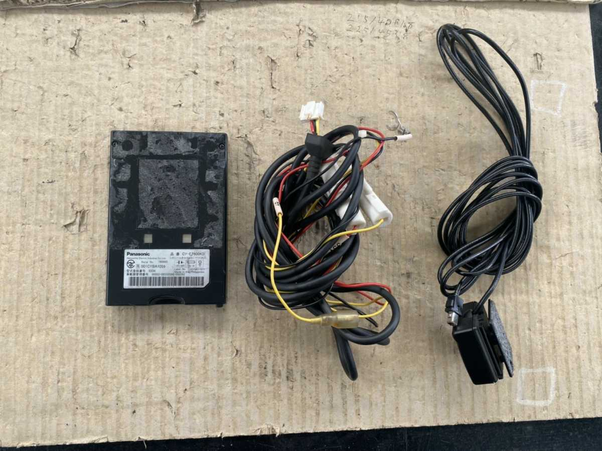ETC車載器 パナソニック CY-ET900KD R3040601 _画像2