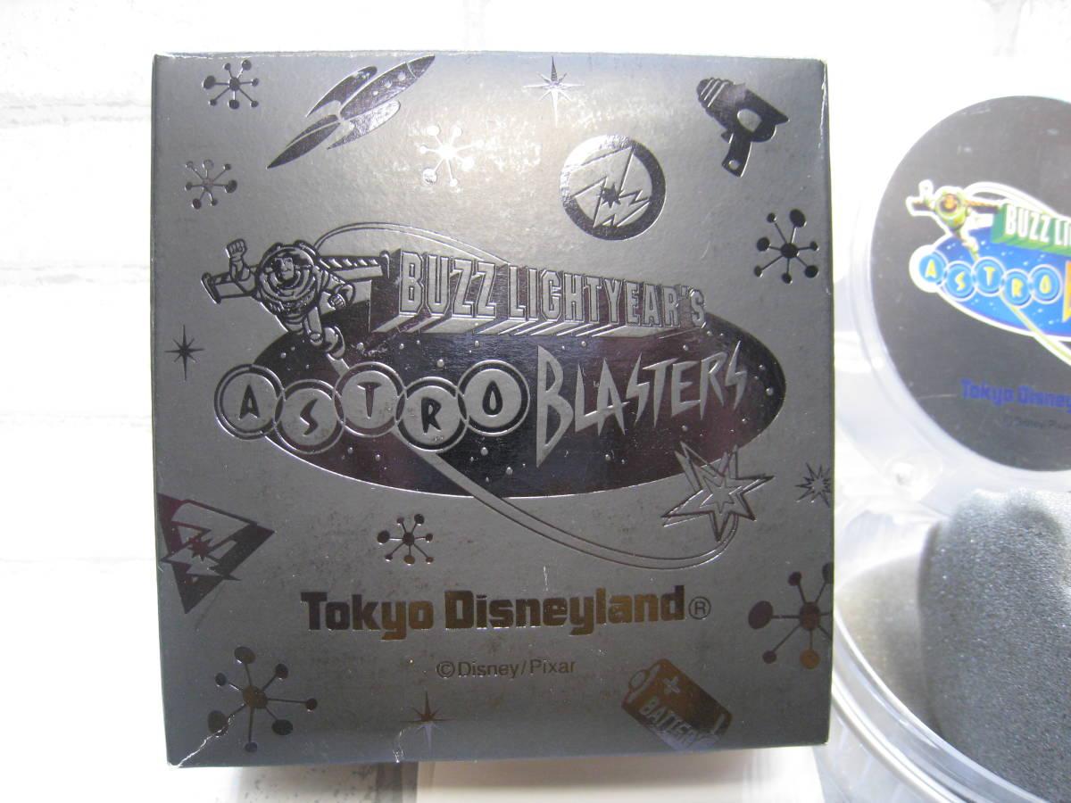 未使用 東京ディズニーランド バズ・ライトイヤー アストロブラスター オープン記念 腕時計 限定品 TDL_画像4