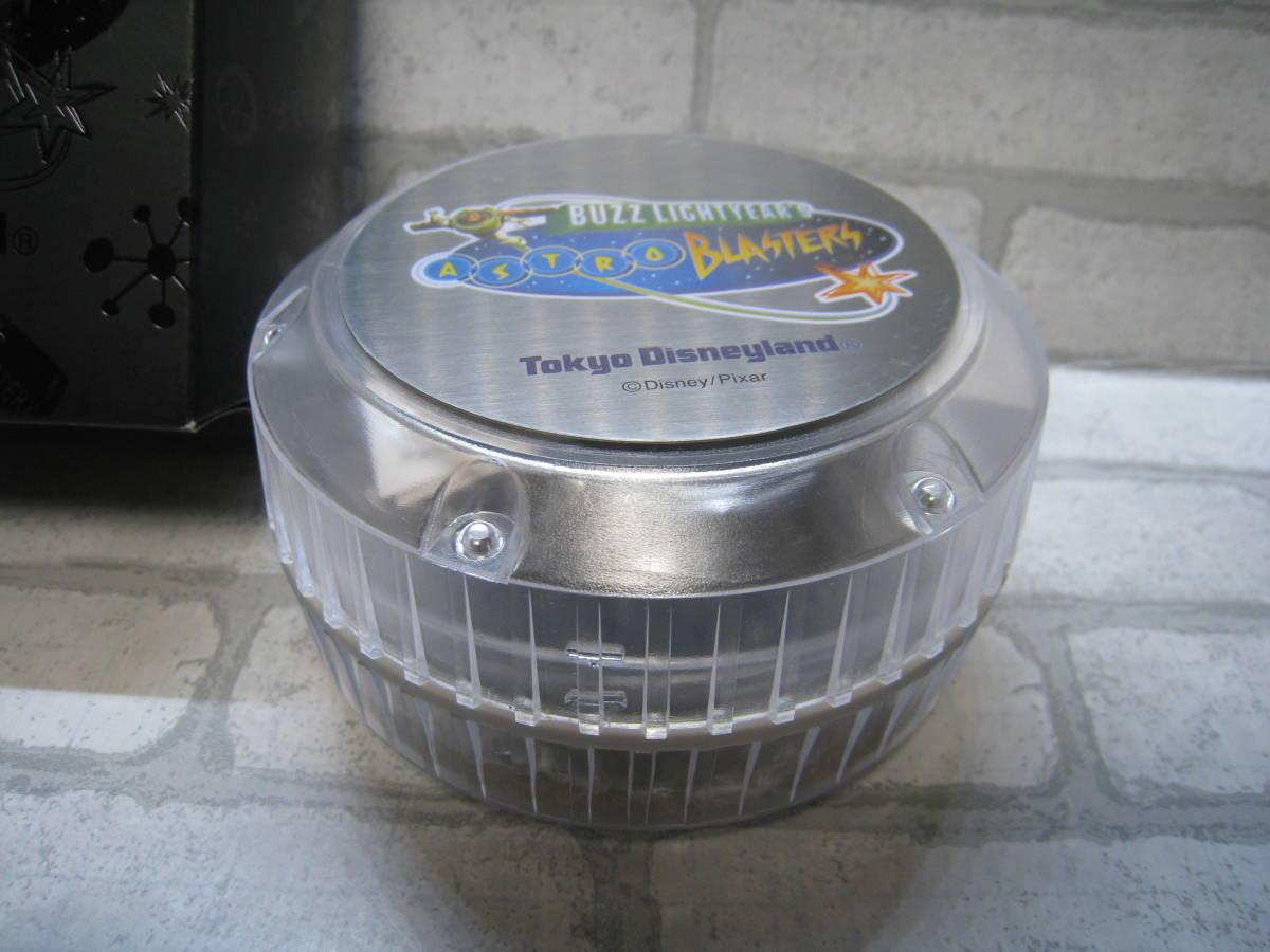 未使用 東京ディズニーランド バズ・ライトイヤー アストロブラスター オープン記念 腕時計 限定品 TDL_画像5